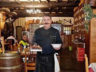 Restaurantes kilometro 417 de la N-I (Gipuzkoa)