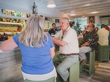 Restaurante 'La Cosmopolita' (Málaga)