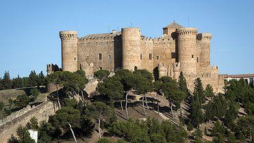 El Castillo de Belmonte (Cuenca): la casa de Eugenia de Montijo