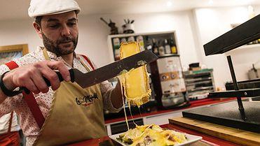 Tienda y bar de quesos 'La Majada' (Valencia)