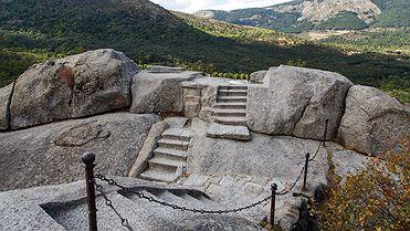 La Silla de Felipe II en El Escorial