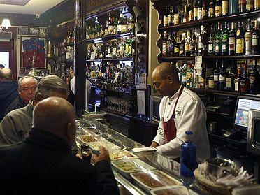 Las mejores tapas de Madrid I