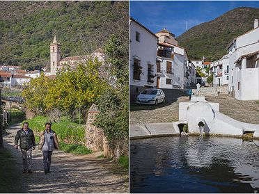 Escapada a Linares de la Sierra: ¿Qué ver?