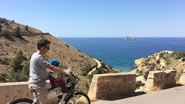 Rutas en bici por Benidorm