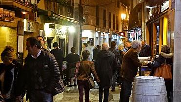 Logroño: bares, tapas y pinchos de la calle Laurel