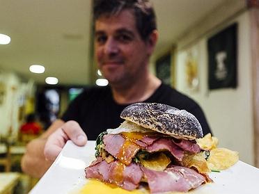Los mejores bocadillos de Barcelona