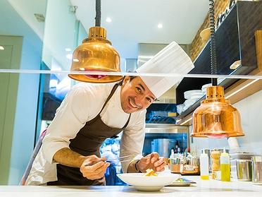 Restaurante 'Hortensio' (Madrid)