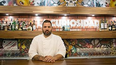 Restaurante 'La Curiosidad de Mauro Barreiro' (Cádiz)