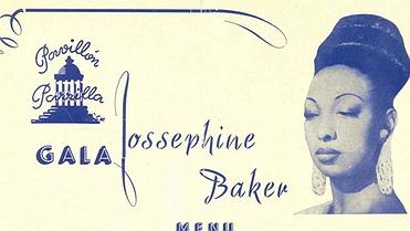 Menú con historia: Joséphine Baker (1964)