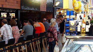 'Central Bar' (Mercat Central de Valencia)