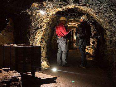 Minas de mercurio de Almadén (Ciudad Real)