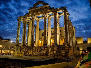 Mérida (Badajoz): una ruta diferente