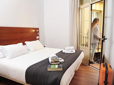 Apartamentos 'Minimal Rooms' (Málaga)