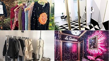 Showrooms de los jóvenes diseñadores españoles