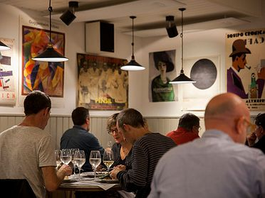 Restaurante 'Morgan' (San Sebastián)