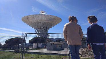 Plan con niños: la NASA en Madrid