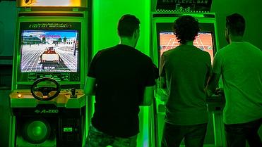 Next Level Arcade Bar (Madrid)