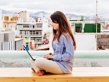 Gran Canaria: Los nómadas digitales se mudan junto al mar
