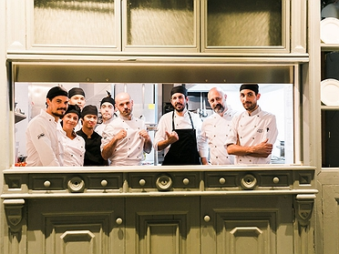 'Mirazur in Residence', 'Casa Ràfols', 'Demaio Pizza Gourmet' y 'Sua by Triciclo'