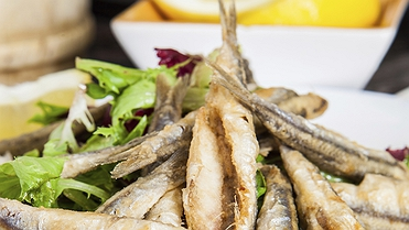 Cádiz, sabor a mar