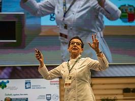Las cocineras se comen el festival 'gastro' de Donosti