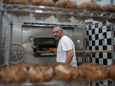 Panadería Horno Artesa (Arcos de la Frontera, Cádiz)