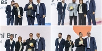 Gala Soles Guía Repsol 2020. 2 Soles collage. Juanlu