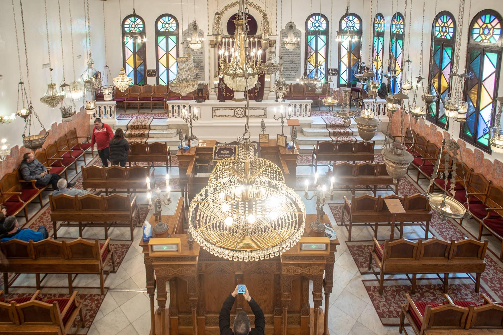 sinagoga or zaruah melilla