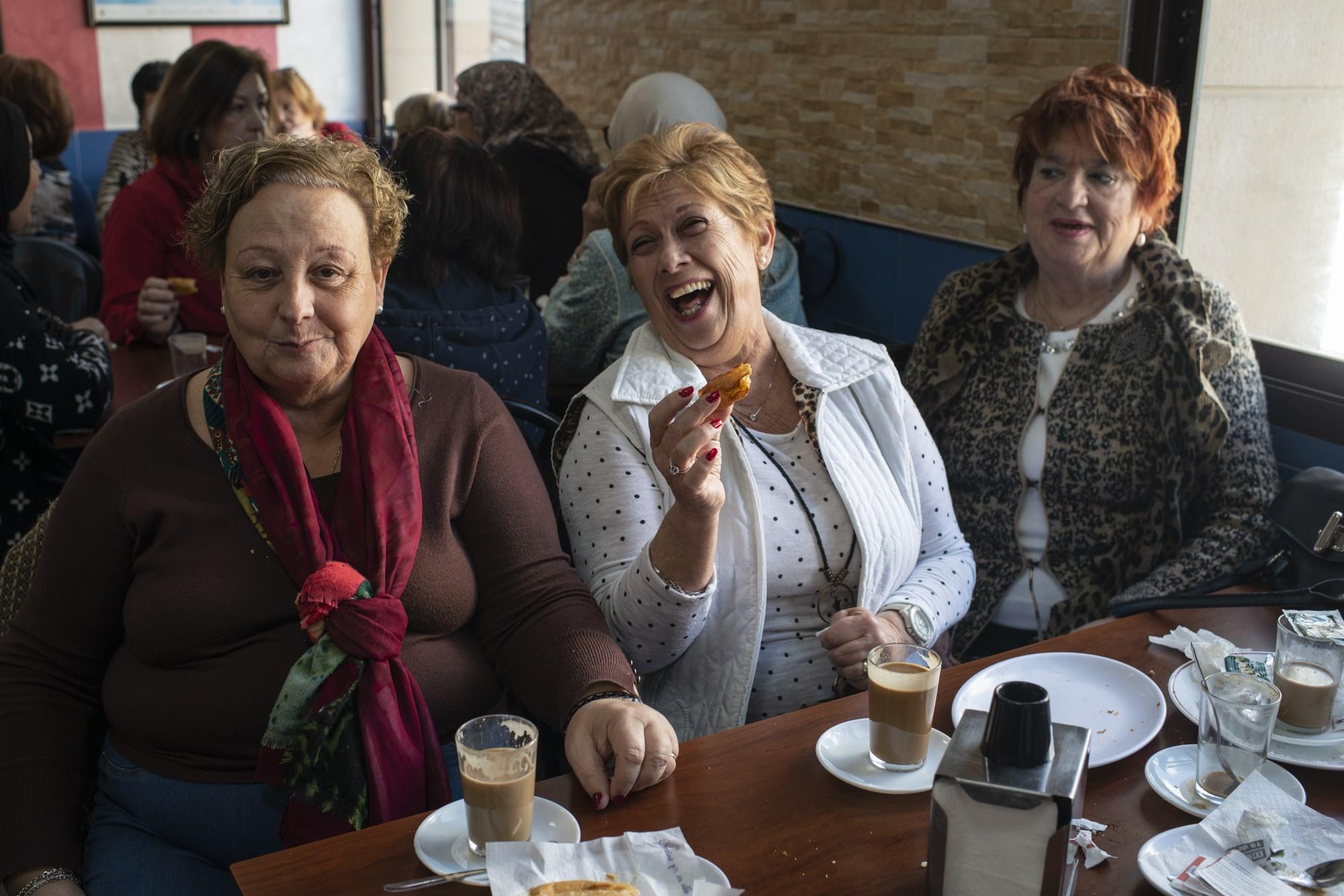 café mercado ceuta