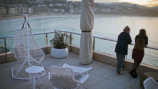 'Lasala Plaza Hotel': hotel de diseño en San Sebastián (Donosti)