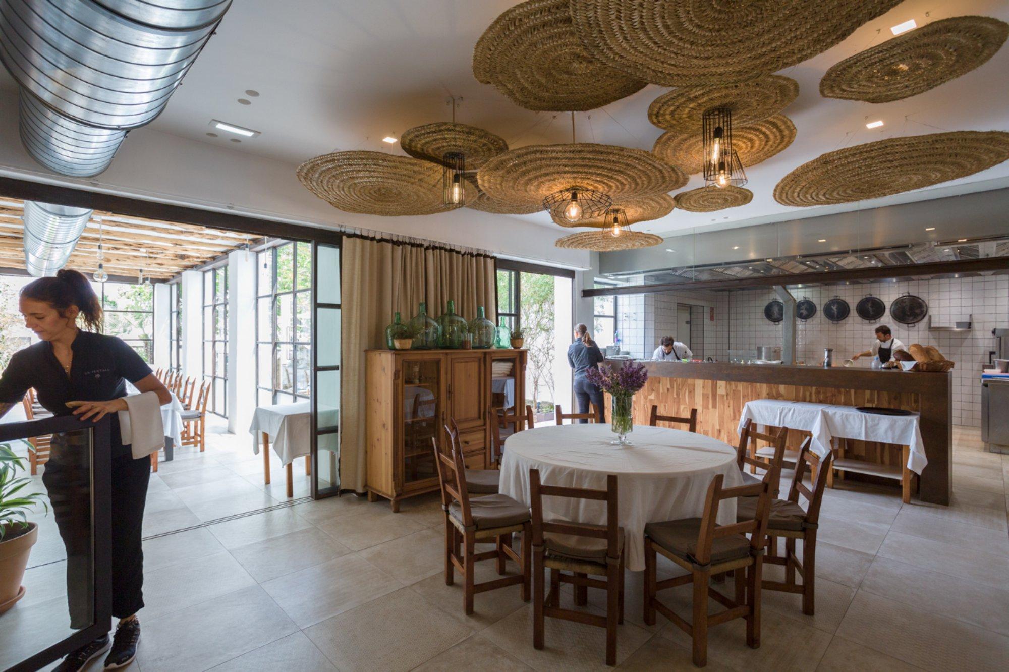Restaurante 'Es Ventall': comedor