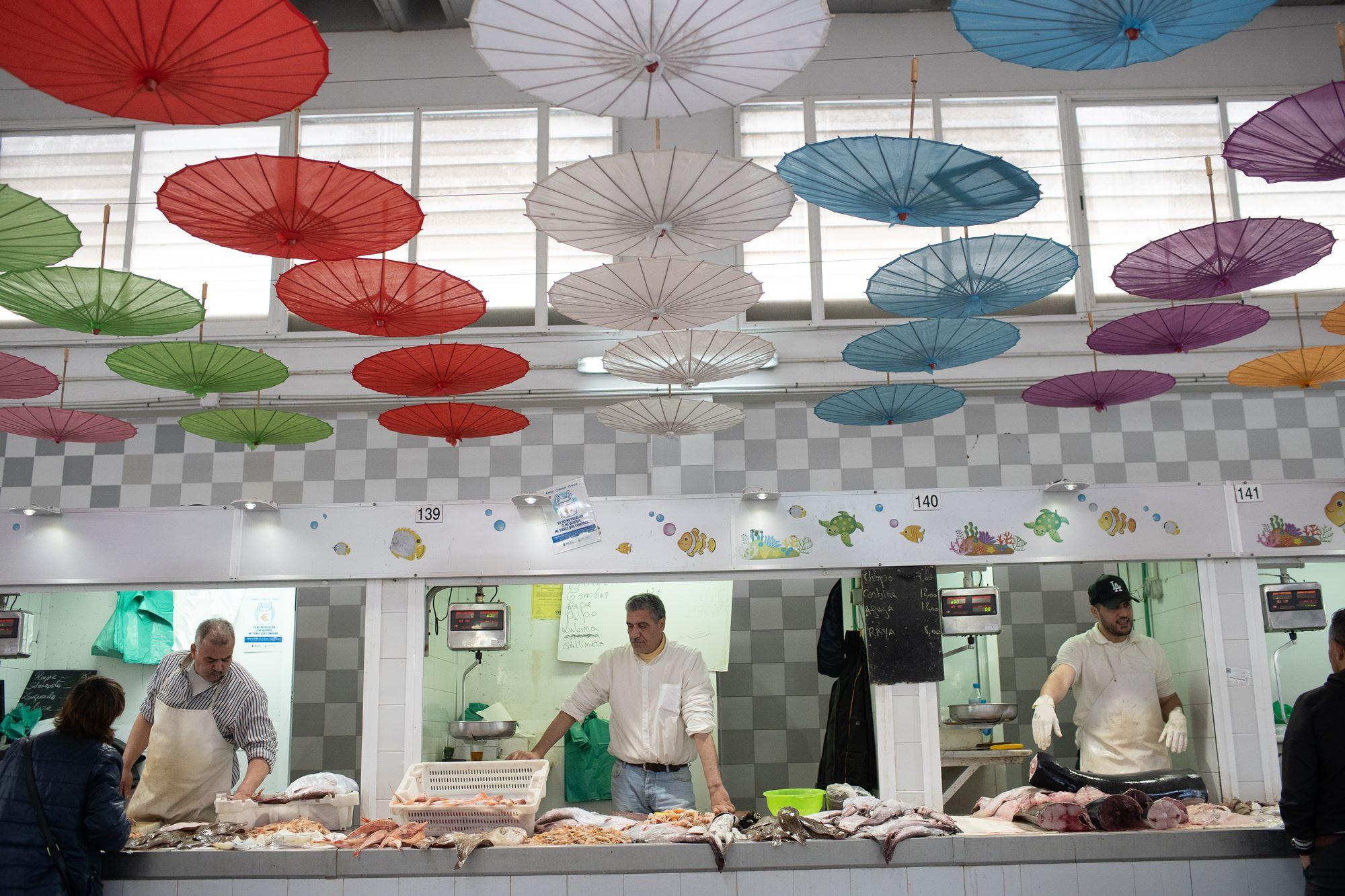 pescado mercado central melilla