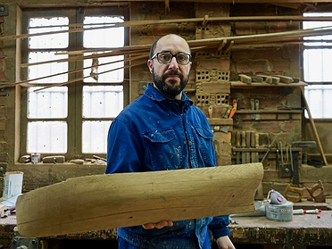 Carpintería náutica artesanal: visita al taller de Castropol (Asturias)