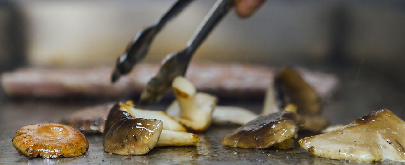 Restaurantes donde comer setas en Barcelona