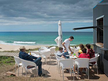 Tres chiringuitos en Barbanza (A Coruña): 'Bar Troita', 'Chiringo do Fonforrón' y 'Chiringo As Furnas'