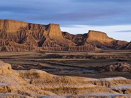 Bardenas, el Monument Valley español