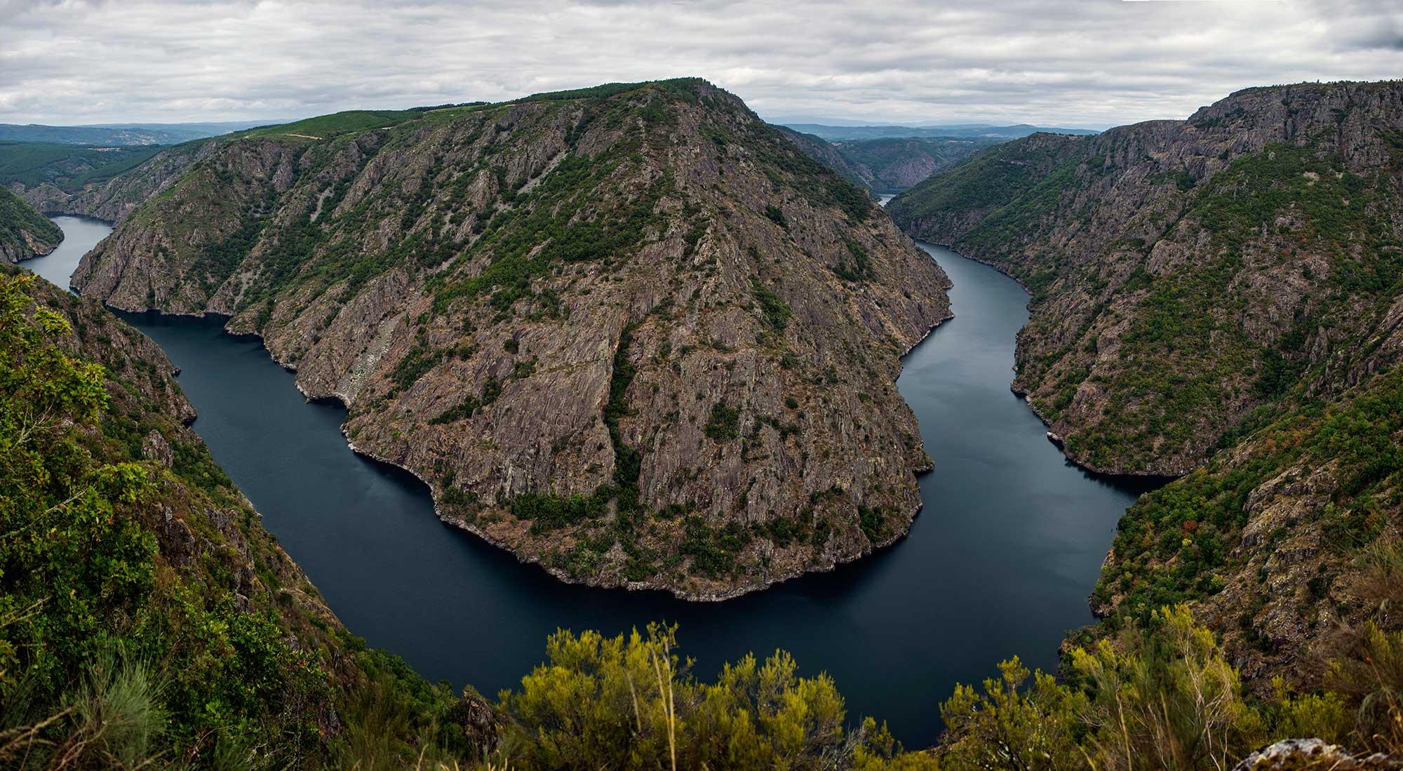 Dos Días 110 Km En Ruta Por La Ribeira Sacra Ourensana Guía Repsol