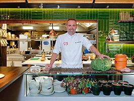 La cocina verde que crea adicción