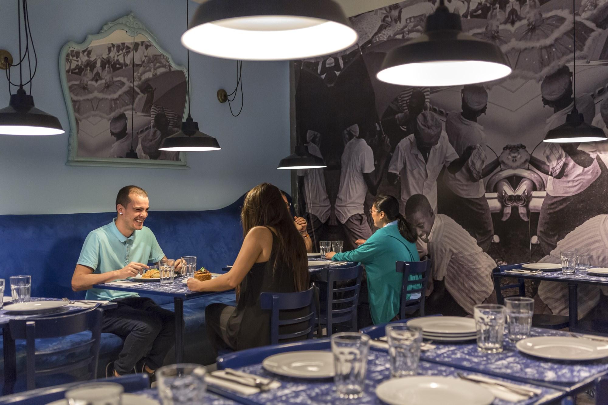 'Gumbo' fue pionero en locales en Madrid ambientados en la ciudad de Luisiana. Foto: David de Luis