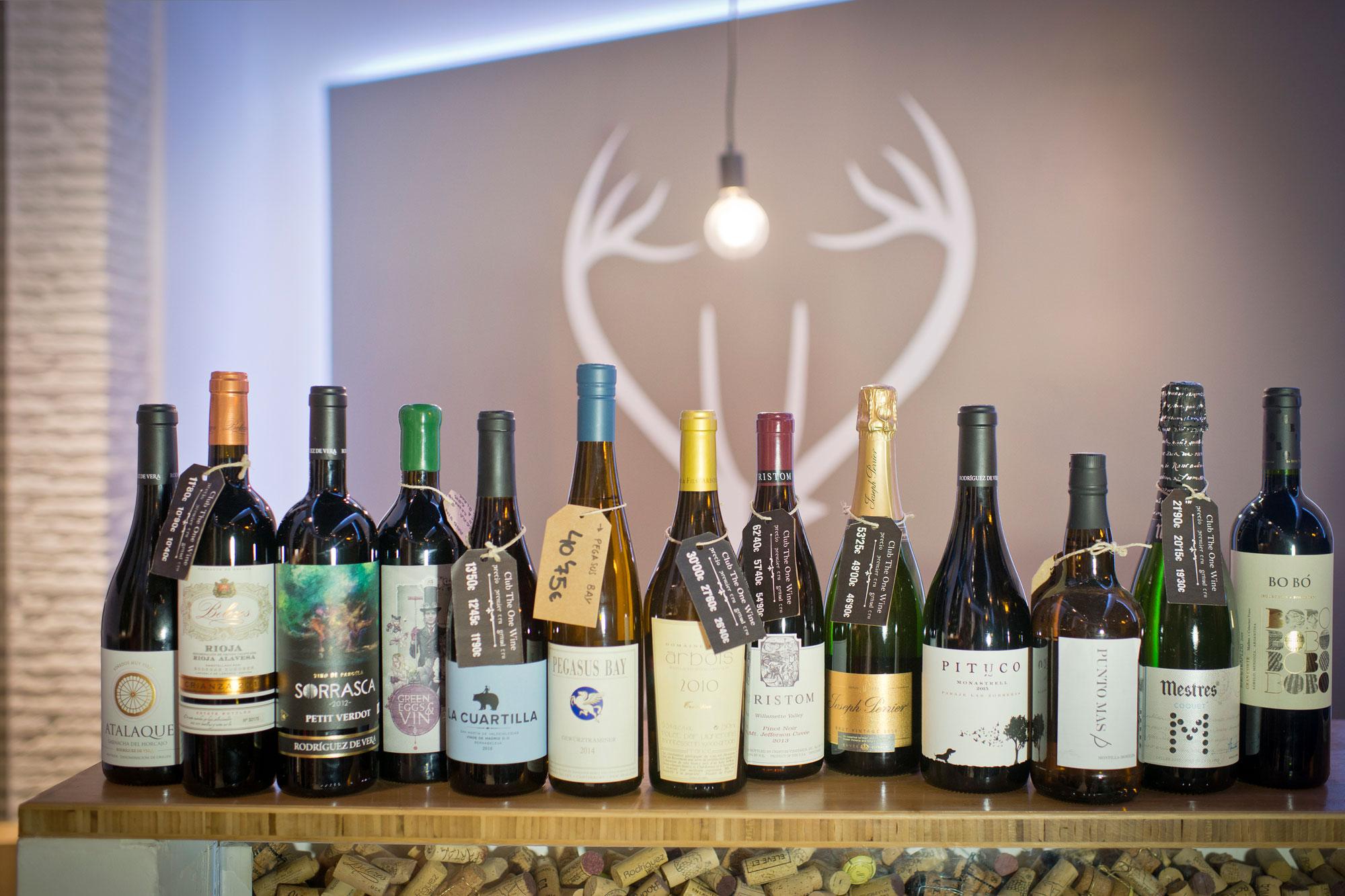 Un equipo de vinos de autor de primera.