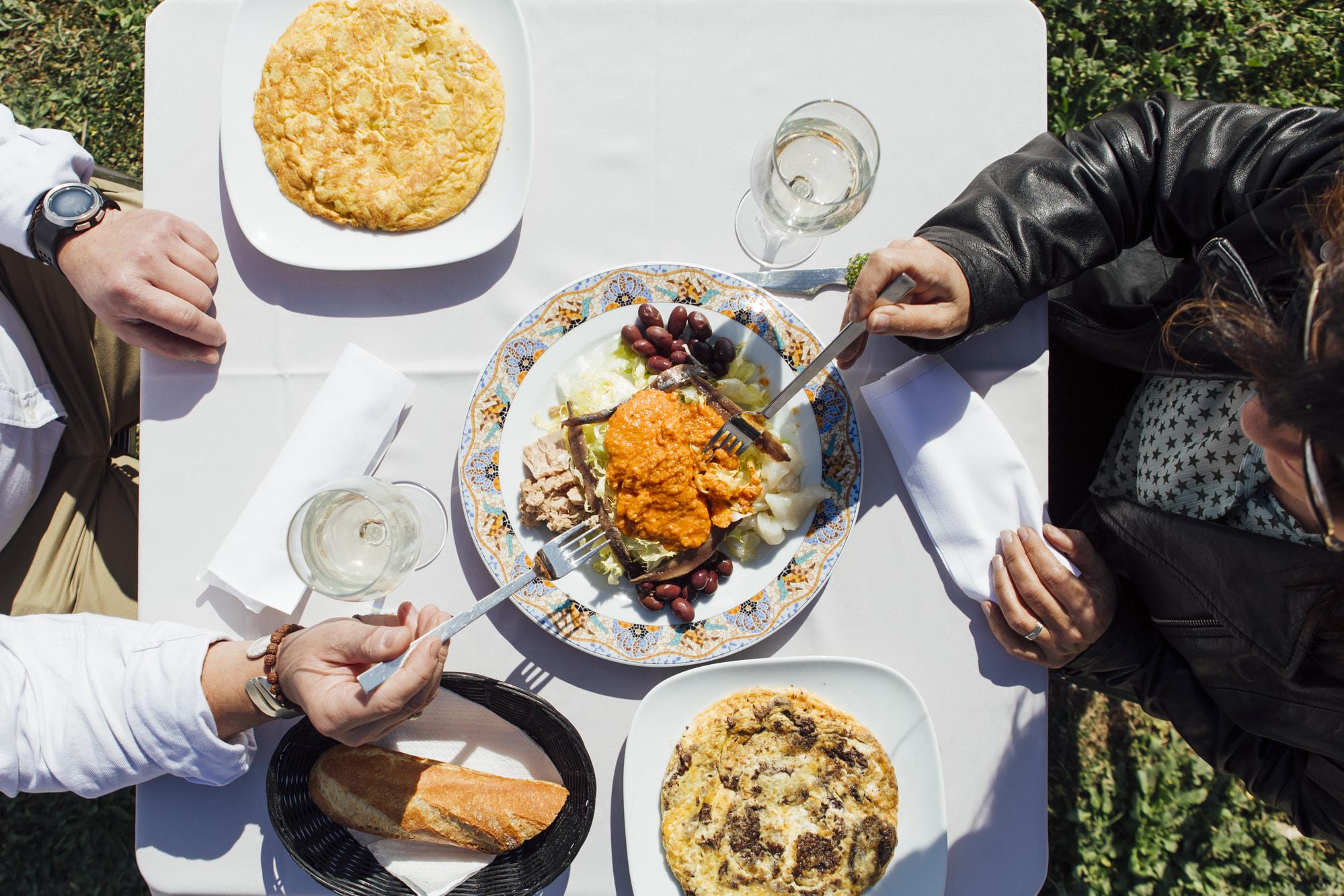 Xato: la ensalada catalana de invierno