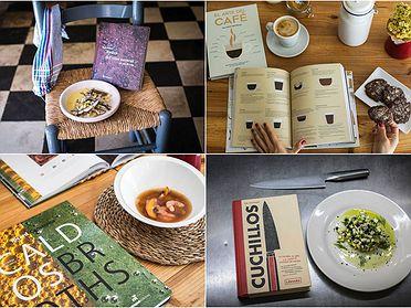 'Librería Muez' (Valencia): maridaje de libros y cocina