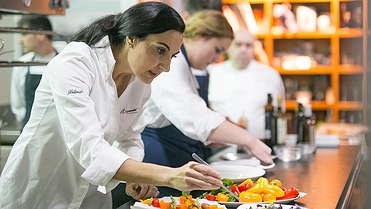 Yolanda García ('Alejandro'): sus restaurantes favoritos