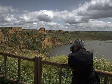 Ruta por las Barrancas de Castrejón y Calaña (Toledo)