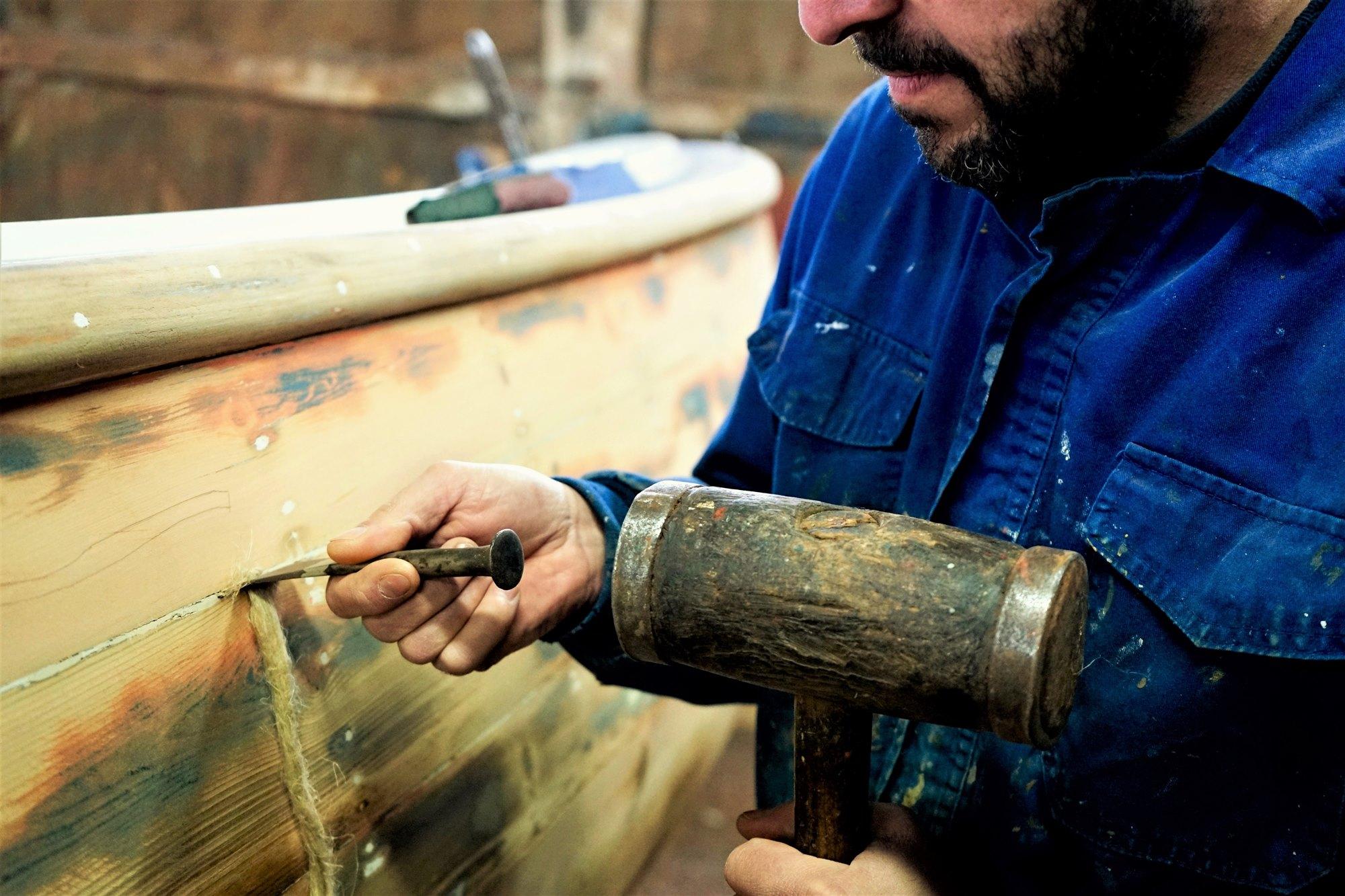 carpintería de ribera