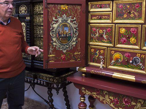 El Bargueño (Toledo) historia de un mueble que desaparece