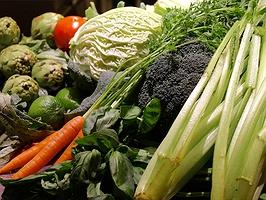 Platos vegetarianos en restaurantes con Soles Repsol