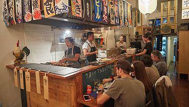Restaurante pop-up 'Pacífico Sur' (Barcelona)