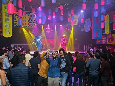 Uñas Chung Lee: discoteca-espectáculo en Madrid