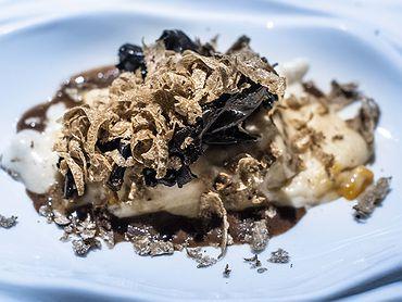 Trufa blanca: la joya de la corona del restaurante 'Membibre'